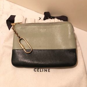 Preloved Celine key pouch